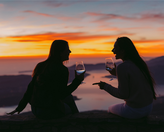 Women are like wine, only for true connoisseurs